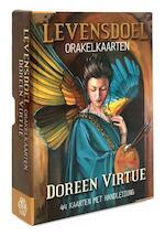 Levensdoel orakelkaarten - Doreen Virtue (ISBN 9789085081654)