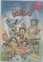 Het grote Boeboeksbal + CD - Marc de Bel (ISBN 9789077060483)