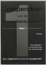 Compendium van de accountantscontrole 1 - B.A.J. Westra, Brenda Westra, M.J.Th. Mooijekind (ISBN 9789075043020)