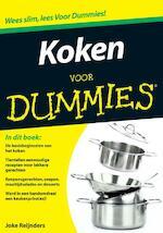 Koken voor Dummies - Joke Reijnders (ISBN 9789043030540)