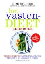 Het Vastendieetkookboek - Mimi Spencer, Sarah Schenker (ISBN 9789035141261)