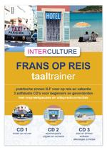 Interculture Frans op reis taaltrainer 3 CD's (ISBN 9789079522033)
