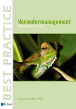 Verandermanagement in organisaties - Tanja van den Akker (ISBN 9789087539429)
