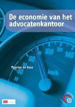 De economie van het advocatenkantoor - Maarten de Haas (ISBN 9789012392310)