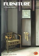 World of art library Furniture wal - Lucie-smith E (ISBN 9780500201725)