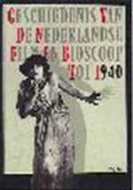 Geschiedenis van de Nederlandse film en bioscoop tot 1940