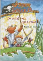 De schat van Sspek Pirat - Marc de Bel (ISBN 9789059327320)