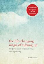 The Life-Changing Magic of Tidying Up - Marie Kondo (ISBN 9781607747307)