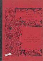 A world bibliography of Mail Art. - John Jr. Held