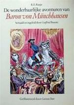 De wonderbaarlijke avonturen van Baron von Münchhausen - Rudolf Erich Raspe, Godfried Bomans, Gustave Doré (ISBN 9789062136728)