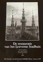 De restauratie van het Leuvense stadhuis