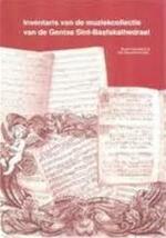 Inventaris van de muziekcollectie van de Gentse Sint-Baafskathedraal