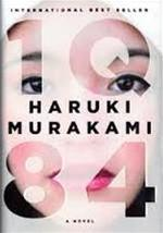 1Q84 Books 1 2 and 3 - Haruki Murakami (ISBN 9780345803405)