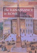 The Renaissance in Rome, 1400-1600