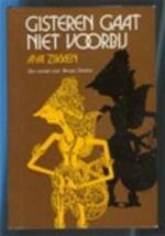 Gisteren gaat niet voorbij - Aya Zikken (ISBN 9789060842935)