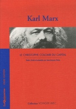 Le Christophe Colomb du capital - Karl Marx (ISBN 9782910491208)