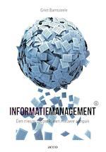 Informatiemanagement een nieuw tijdperk een nieuwe aanpak