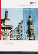 Geloven in het publiek domein (ISBN 9789053569368)
