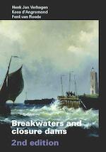 Breakwaters and closure dams - Henk Jan Verhagen, K. d' Angremond, F.C. van Roode (ISBN 9789065621733)