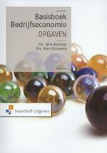 Basisboek bedrijfseconomie opgaven - Wim Koetzier, Wim Koetzier, Rien Brouwers (ISBN 9789001839116)
