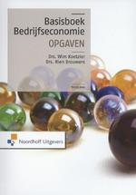 Basisboek bedrijfseconomie opgaven - Wim Koetzier, W. Koetzier, Rien Brouwers (ISBN 9789001839116)