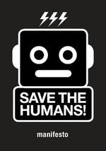 Save the humans - Mieke Gerritzen (ISBN 9789063694012)