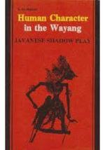 Human Character in the Wayang
