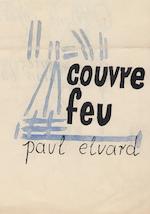 Hugo Claus / Paul Eluard – Couvre feu - CLAUS, Hugo