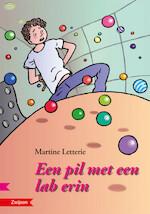 EEN PIL MET EEN LAB ERIN - Martine Letterie (ISBN 9789048724994)