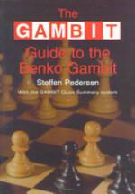 The Gambit Guide to the Benko Gambit - Steffen Pedersen (ISBN 9781901983159)