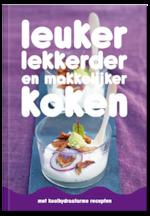 Leuker, lekkerder en makkelijker koken - Saskia Schnitzler (ISBN 9789082683806)