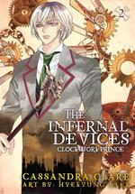The Infernal Devices 2 - Cassandra Clare (ISBN 9780316200967)