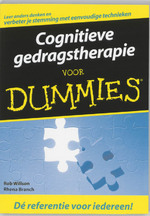Cognitieve gedragstherapie voor Dummies - Rob Willson, Rhena Branch (ISBN 9789043013000)