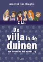 De Z.E.S. / 03: De villa in de duinen - Anneriek van Heugten (ISBN 9789044809312)