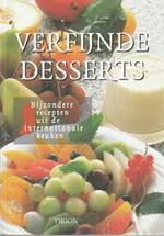 Verfijnde desserts - Henk Noy, Hennie Franssen-seebregts (ISBN 9789051214963)