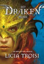 Drakenmeisje (01): de erfenis van thuban - Licia Troisi (ISBN 9789078345398)