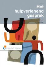 Het hulpverlenend gesprek - Jan Verhulst (ISBN 9789001848095)