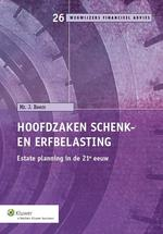 Hoofdzaken schenk en erfbelasting - J. Beers (ISBN 9789013126501)