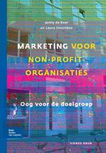 Marketing voor non-profitorganisaties - Janny de Boer, Loornbos Doornbos (ISBN 9789031352456)