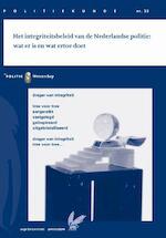 Het integriteitsbeleid van de Nederlandse politie - M.H.M. van Tankeren, Mieke van Tankeren (ISBN 9789035244672)