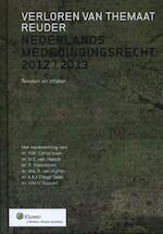 Nederlands mededingingsrecht / 2012/2013 (ISBN 9789013101225)