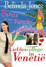 Dubbelboek 1: Parels in het Paradijs/Liefdescollege in Venetië - Belinda Jones (ISBN 9789077462959)