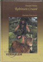 Robinson Crusoe - Daniël Defoe (ISBN 9789460310300)