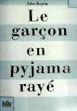 Le garçon en pyjama rayé - John Boyne (ISBN 9782070612987)