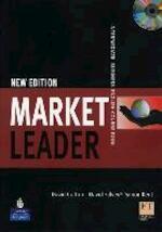 Market leader - David Cotton, David Falvey, Simon Kent (ISBN 9781405881364)