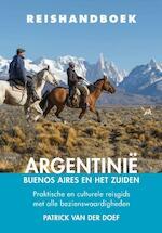 Argentinië – Buenos Aires en het zuiden - Patrick van der Doef (ISBN 9789038925837)