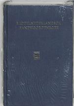Middelnederlandsch handwoordenboek - Jacob Verdam, Amp, Claudius Henricus Ebbinge Wubben (ISBN 9789068904840)