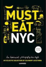 Must Eat New York City 2 - Luc Hoornaert (ISBN 9789401443852)