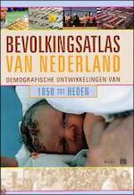 Bevolkingsatlas van Nederland - Peter Ekamper, Nederlands Interdisciplinair Demografisch Instituut (ISBN 9789038913643)