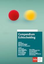 Compendium Echtscheiding (ISBN 9789012402064)